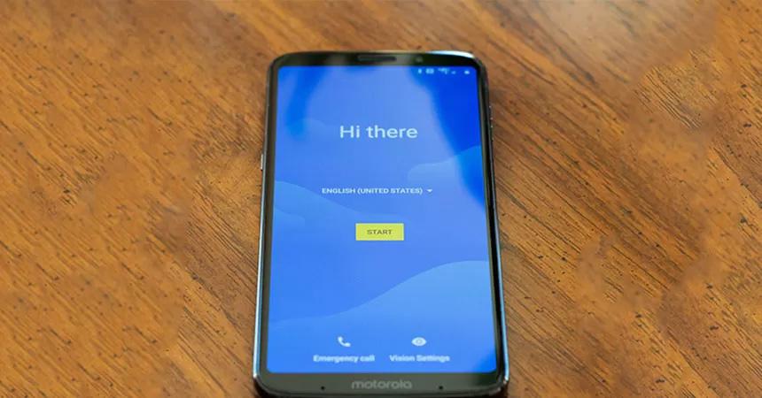 Como formatar e resetar o seu Motorola pelo Android