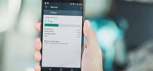 celular com problemas de armazenamento